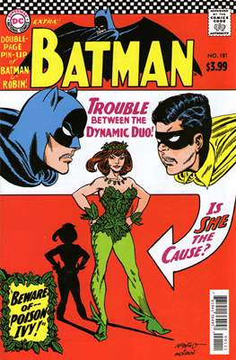 Batman Facsimile Edition (Comic Book) #181