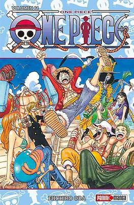 One Piece (Rústica) #61