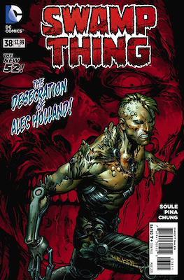 Swamp Thing vol. 5 (2011-2015) #38