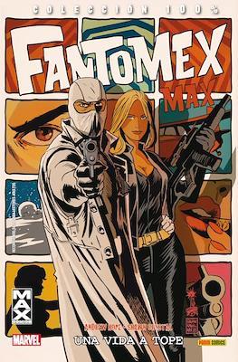 Fantomex MAX: una vida a tope. 100% Marvel