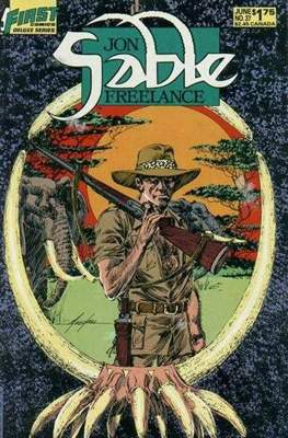 Jon Sable, Freelance #37