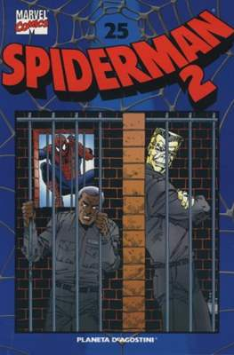 Coleccionable Spiderman Vol. 2 (2004) (Rústica, 80 pp) #25