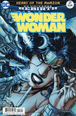 Wonder Woman Vol. 5 (2016-2020) (Comic book) #27
