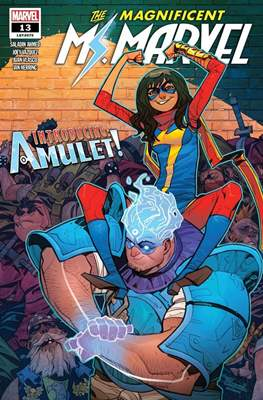 The Magnificent Ms. Marvel (2019-) #13