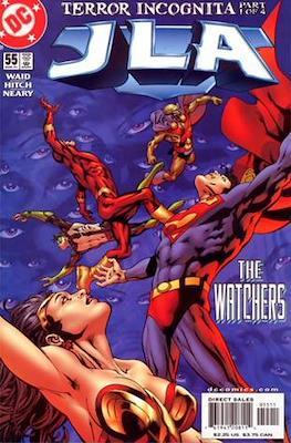 JLA Vol. 1 (1997-2006) (Comic-Book) #55