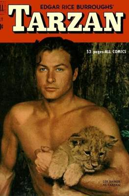 Tarzan (Comic-book) #22