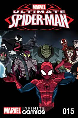 Ultimate Spider-Man: Infinite Comics #15