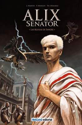 Alix Senator (Cartoné 48 pp) #1