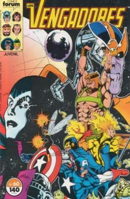 Los Vengadores Vol. 1 (1983-1994) (Grapa) #60