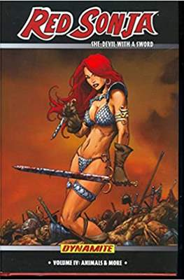Red Sonja. She-Devil with a Sword #4