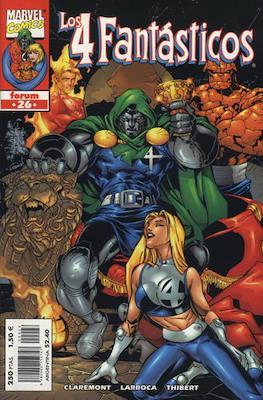 Los 4 Fantásticos Vol. 3 (1998-2001). Heroes Return (Grapa 24-48 pp) #26