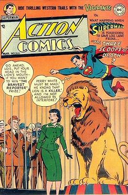Action Comics Vol. 1 (1938-2011; 2016-) (Comic Book) #166