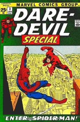 Daredevil Vol 1 Annual (Comic Book. 1967 - 1994) #3