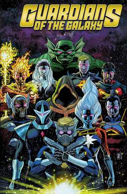 Guardians of the Galaxy (2019-...) (Comic Book) #9