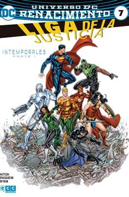 Liga de la Justicia (Rústica) #7