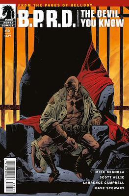 B.P.R.D. (Comic Book) #157