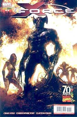 X-Force Vol. 3 (2008-2011) (Grapa, 24-48 pp) #6