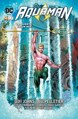 Aquaman de Geoff Johns #3