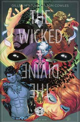 The Wicked + The Divine (Variant covers) (Comic Book) #33.1