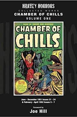 Chamber of Chills - Harvey Horrors Collected Works (Cartoné) #1