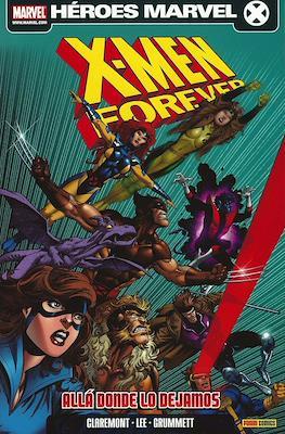 X-Men Forever (2010-2011) (Rústica) #1