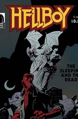 Hellboy. The Sleeping and The Dead (Comic Book) #1