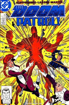 Doom Patrol Vol. 2 (1987-1995) #7
