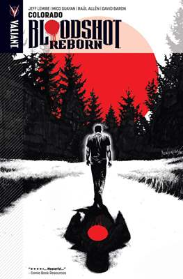 Bloodshot Reborn (2015) (Softcover) #1
