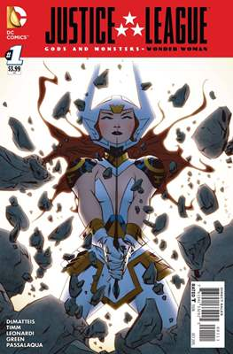 Justice League: Gods and Monsters - Wonder Woman