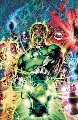 Green Lantern. Nuevo Universo DC / Hal Jordan y los Green Lantern Corps. Renacimiento (Grapa) #100/18