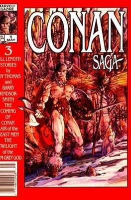 Conan Saga (Comic-book) #1