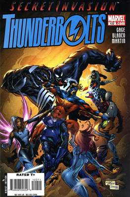 Thunderbolts Vol. 1 / New Thunderbolts Vol. 1 / Dark Avengers Vol. 1 (Comic-Book) #122