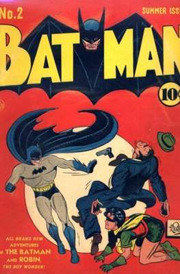 Batman Vol. 1 (1940-2011) (Comic Book) #2