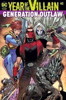 Red Hood and the Outlaws Vol. 2 (Comic Book) #40