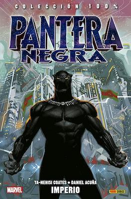 Pantera Negra. 100% Marvel (Rústica) #1