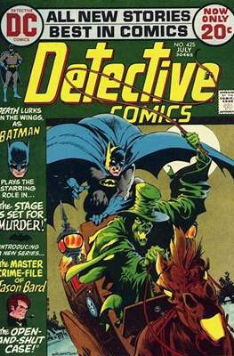 Detective Comics Vol. 1 (1937-2011; 2016-) (Comic Book) #425