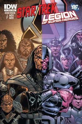 Star Trek/Legion of Superheroes (Grapa) #3