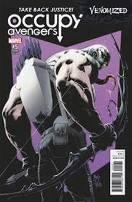 Occupy Avengers (2016-2017 Variant Covers) #5