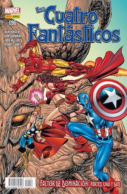 Los 4 Fantásticos / Los Cuatro Fantásticos Vol. 7 (2008-) (Grapa 24-48 pp) #96