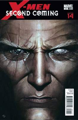 X-Men: Second Coming (grapa) #2