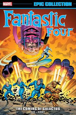 Fantastic Four Epic Collection #3