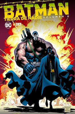 Batman: Tierra de nadie (Cartoné 368 pp) #4