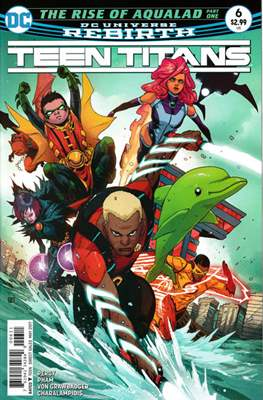 Teen Titans Vol. 6 (2016-2020) #6