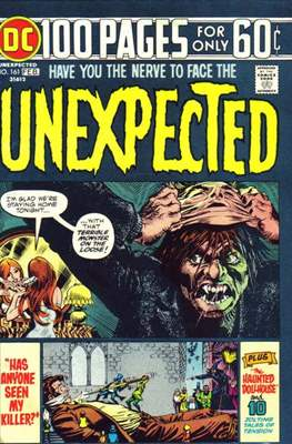 The Unexpected (Comic Book) #161