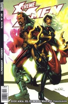 X-Treme X-Men (2002-2005) (Grapa) #30