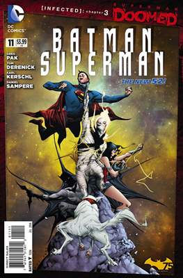 Batman / Superman (2013-2016) (Comic Book) #11
