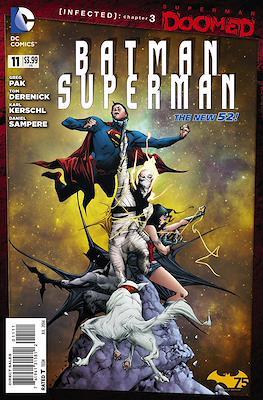 Batman / Superman Vol. 1 (2013-2016) (Comic Book) #11