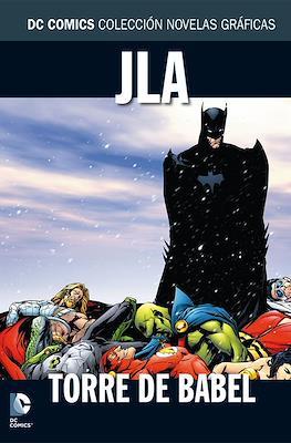 DC Comics Novelas Gráficas (El Mundo-Marca) (Cartoné) #4