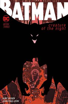 Batman: Creature of the Night (Comic Book) #3