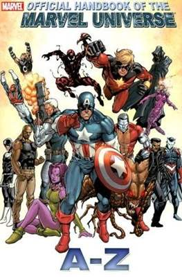 Official Handbook of the Marvel Universe A-Z #2
